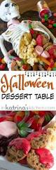 Easy Halloween Cake Decorating Ideas Best 25 Halloween Dessert Table Ideas On Pinterest Halloween
