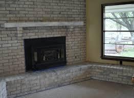 splendiferous important facts about brick fireplace paint n