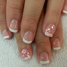 nail art french nail art ideas designs for christmas fall tip