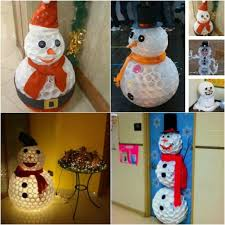 Frosty The Snowman Outdoor Decoration 20 Impossibly Creative Diy Outdoor Christmas Decorations Diy