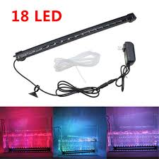 color changing led fish tank lights aliexpress com buy high quality 18 18led color changing aquarium