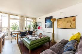 Brutalist Apartment Onebedroom Flat In The Erno Goldfinger - One bedroom flats london