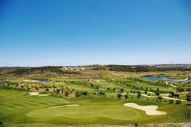Golfclub Baden Hills Quinta Do Vale Golf Resort Algarve Portugal Golfplätze