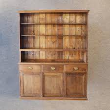 Kitchen Display Cabinets Pine Dresser Welsh Country Kitchen Display Cabinet Antiques Atlas