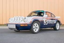 rothmans porsche 911 1983 porsche 911 scrs rothmans rally tribute german cars for