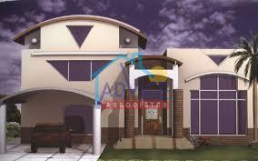 House Designers In Pakistan House Design 5 Marla 10 Marla 1 Knal In Fda City Faisalabad
