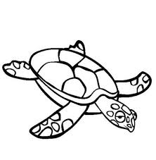 alphabet coloring turtle animal alphabet coloring pages
