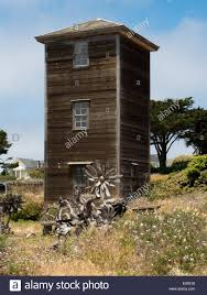 florence oregon usa wooden three story building becky