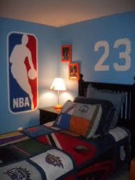 Basketball Room Decor Bedroom Extraordinary Basketball Decorations For Bedrooms
