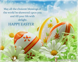 happy easter dear searching the inner me wishing a happy easter