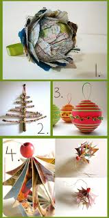 diy tree ornaments you can craft 15 ideas for handmade