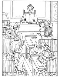 coloring book pages picmia