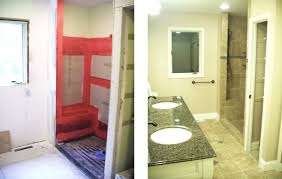 Bathroom Remodels Before And After Pictures by Bathroom Remodel 9hammers