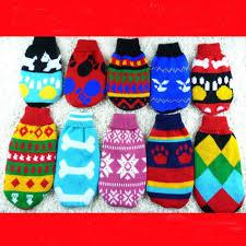 pet christmas sweaters promotion shop for promotional pet