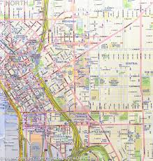 Map Of Usa Cities by City Map Of Seattle Chicago Map