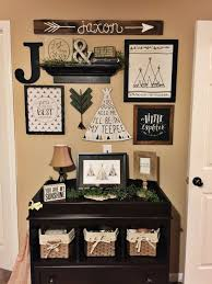 thrifty home decorating blogs baby wall decor walmart boy room themes home unique nursery
