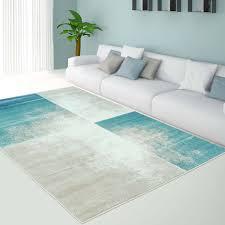 Wohnzimmer Teppiche Modern Teppich Modern Designer Wohnzimmer Pastell Impression Rechteck