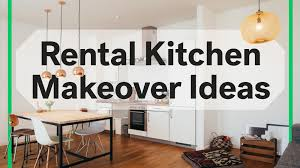 rental kitchen ideas 8 rental kitchen makeovers 100 at home trulia