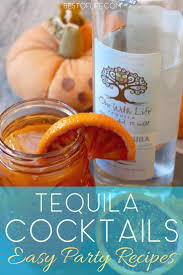 tequila cocktails for parties one with life tequila the best