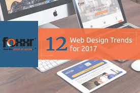 12 web design trends for 2017