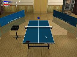 3drt pingpong a pc table tennis game intuitive and complete