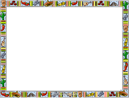 cool frame mexican themed frame royalty free vector clip art illustration