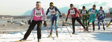 tour of anchorage nordic skiing association of anchorage