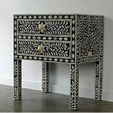 Ideas For Bone Inlay Furniture Design Amazon Com Butler Bone Inlay Chest Of Drawer Made Designers Inlay
