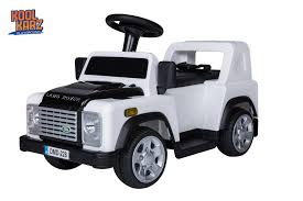 land rover electric kool karz land rover defender electric ride on toy car u2013 kool karz