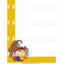 thanksgiving clip art borders free royalty free border stock agriculture designs