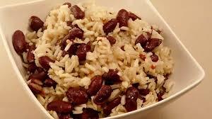 cuisiner les haricots rouges riz aux haricots rouges comme aux antilles recette par simple