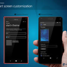 live themes for lumia 535 in pictures comparing windows phone 8 1 and windows 10 mobile side