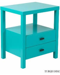 teal accent table spring sale clay alder home dewey westwood acacia wood square