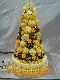 56 best croquembouche images on pinterest croquembouche french