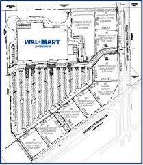 Walmart Floor Plan Retail Connection Pad Sites Near Walmart Royse City Cdc Official