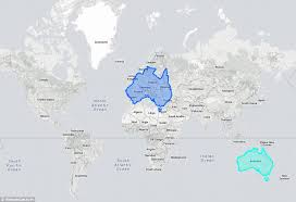 world map with country names and latitude and longitude the true size website shows just how large countries are compared