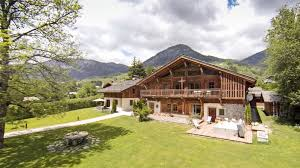 Chalet Homes by Chalet Cristal Megève Eden Luxury Homes Youtube
