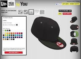 caps selber designen new era by you designe deine eigene new era cap