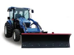 hiniker snowplows 6 u0027 7 u0027 u0026 7 1 2 u0027 loader snowplows