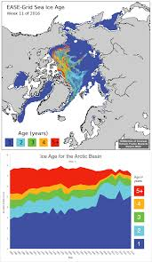 Ice Age Map North America by April 2016 Arctic Sea Ice News And Analysis