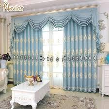 Blue Valance Curtains Blue Stripe Valance Curtains Navy Blue Valance Curtains Turquoise