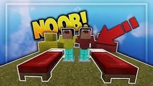 Bed Wars The Noob Challenge Minecraft Bedwars Minecraftvideos Tv