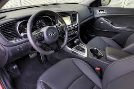 2011 Kia Optima Interior 2015 Vs 2016 Kia Optima What U0027s The Difference Autotrader