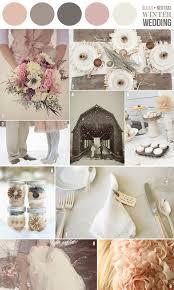 winter color schemes winter wedding color schemes