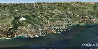 Monaco France Map by Monaco Map