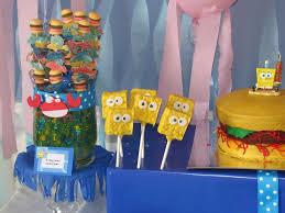 spongebob party ideas spongebob birthday party ideas for a girl margusriga baby party
