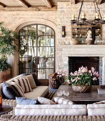 Best  French Country Fireplace Ideas Only On Pinterest - French country family room