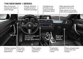Bmw 1 Series 2012 Interior The New Bmw 1 Series