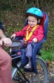 siege velo a partir de quel age quel type de siège bébé vélo choisir les différents modèles