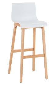 tabouret cuisine bois tabouret de bar hoover chaise cuisine bois nature repose pieds pub